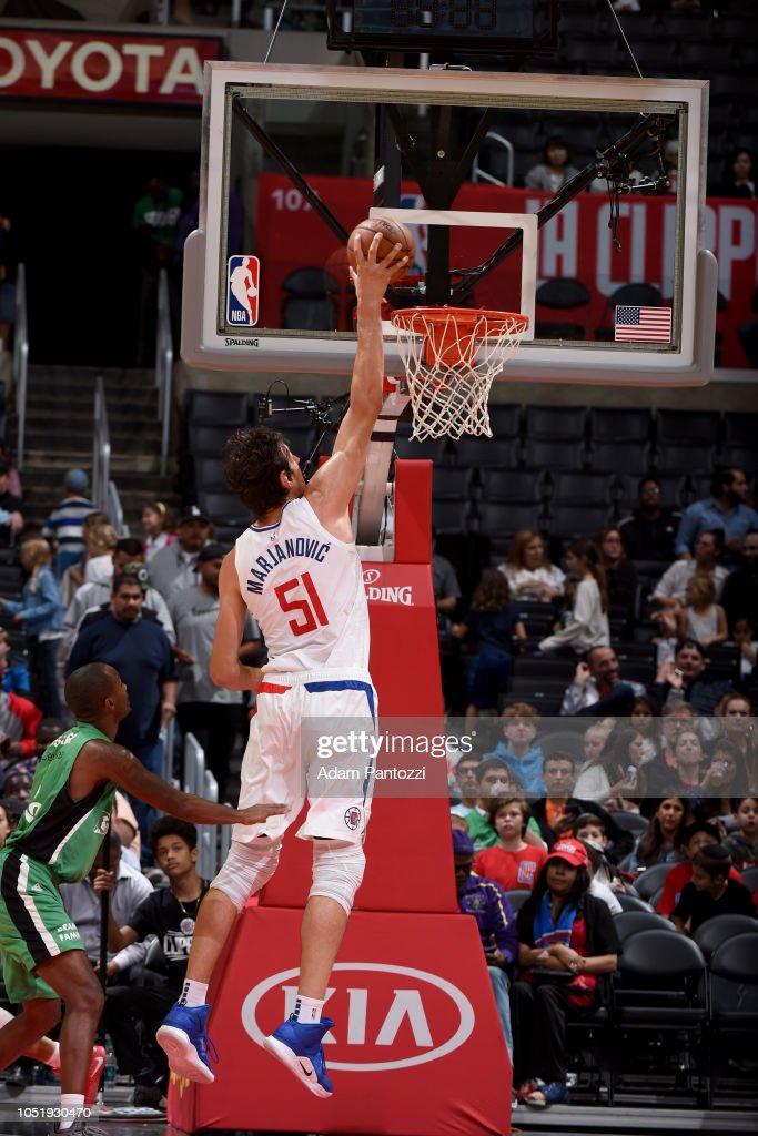 Maccabi Haifa v Los Angeles Clippers : News Photo