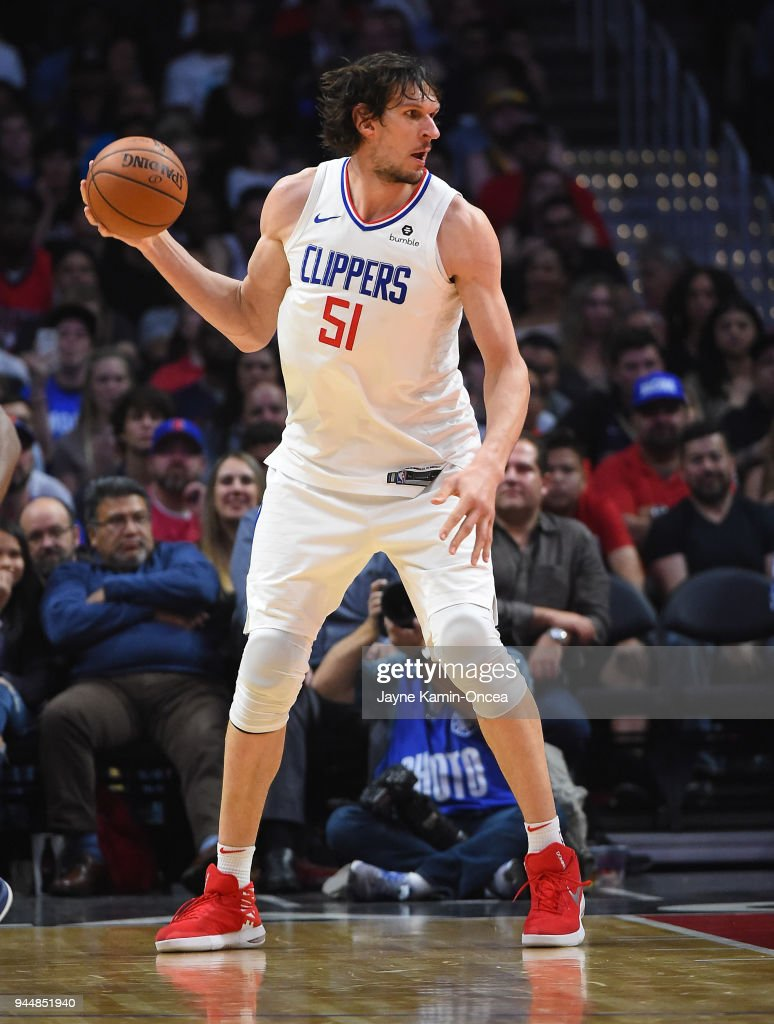 New Orleans Pelicans v Los Angeles Clippers : News Photo