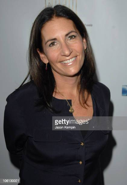 Bobbi Brown during CitymealsOnWheels 20th Annual Power Lunch for Women at The Rainbow Room in New York City New York United States