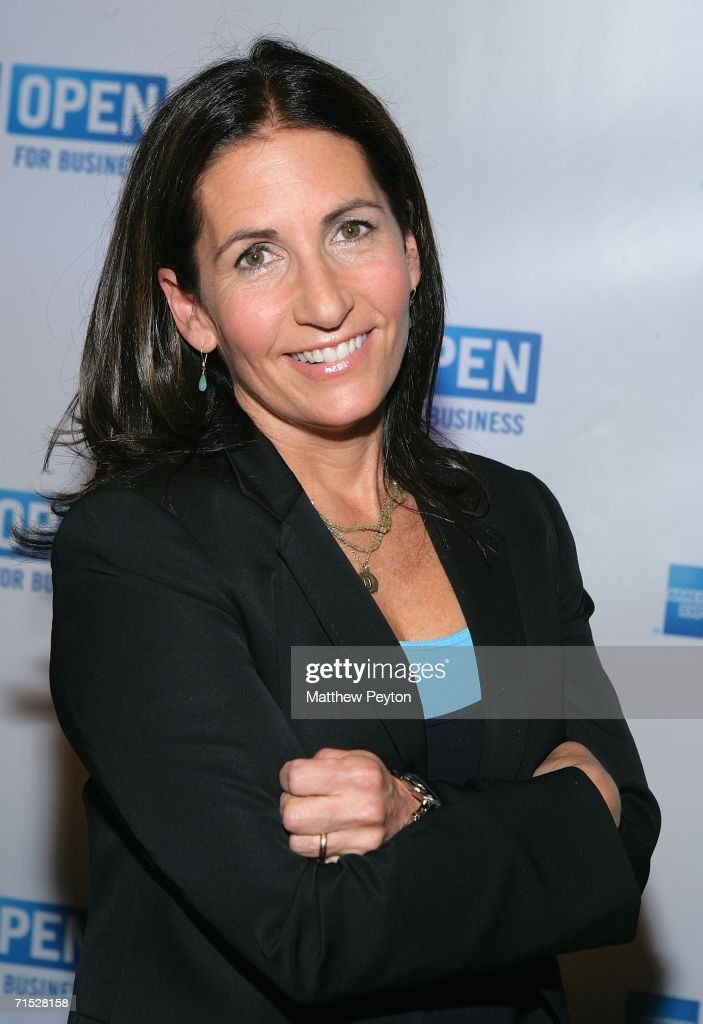 Bobbi Brown, founder and CEO of Bobbi Brown Cosmetics Worldwide, attends OPEN from American Express' 'Making a Name for Yourself' at Nokia Theater July 27, 2006 in New York City.