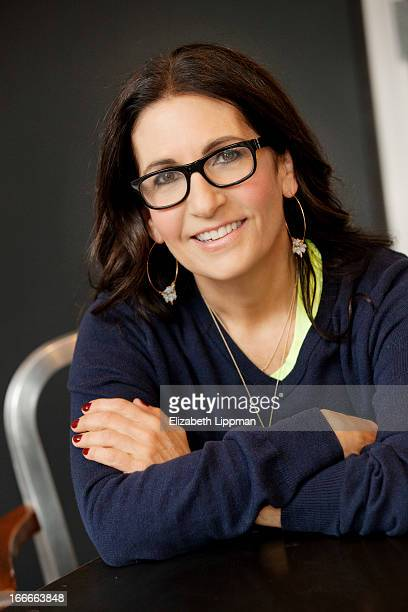 Bobbi Brown, founder and CEO of the makeup line that bears her name, is photographed for New York Times on March 21, 2013 in New York City.