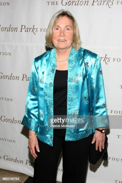 Bobbi Burroughs attends Celebrating Fashion Gala Awards Dinner to Support The GORDON PARKS Foundation at Gotham Hall on June 2 2009 in New York City