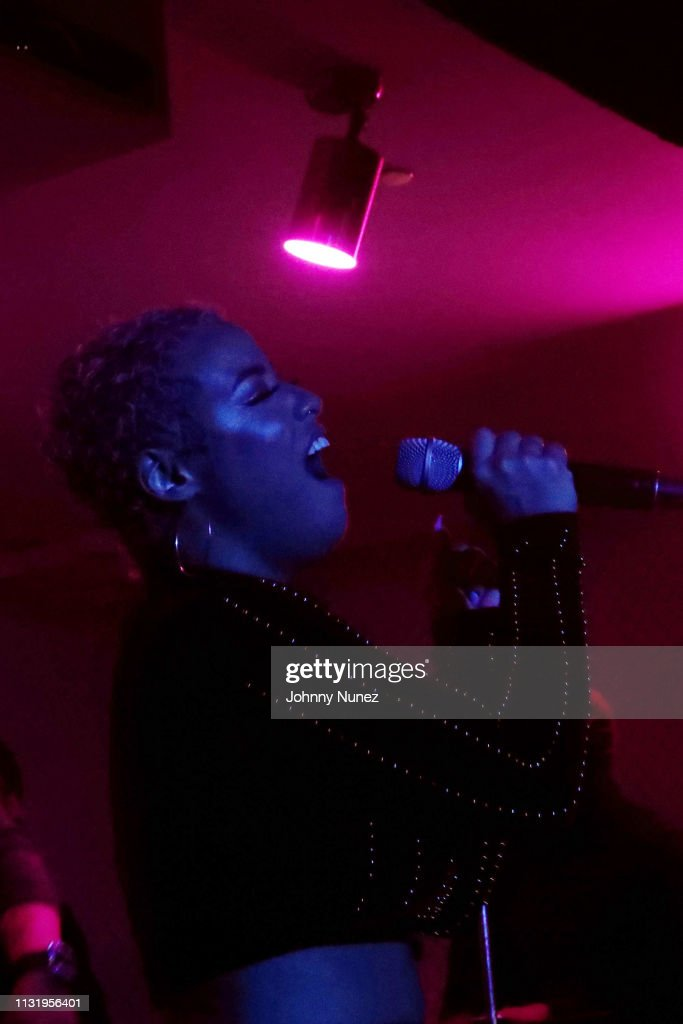 Bobbi Storm performs at Soho House on March 21, 2019 in New York