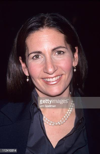 Bobbie Brown during 1999 Women of the Year Gala at Alice Tully Hall in New York City New York United States