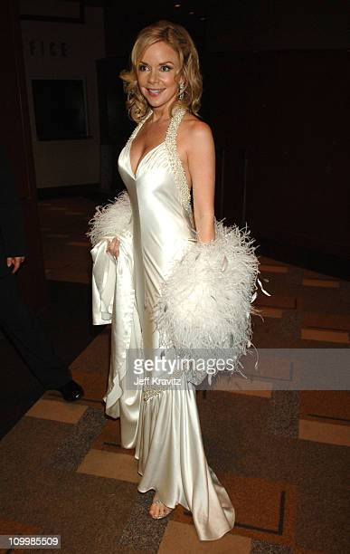 Bobbie Eakes during 33rd Annual Daytime Emmy Awards Backstage and Audience at Kodak Theater in Hollywood California United States