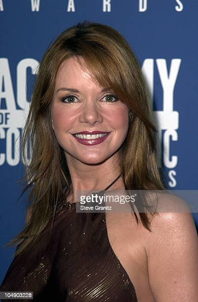 Bobbie Eakes during The 36th Annual Academy of Country Music Awards Arrivals at Universal Amphitheater in Universal City California United States