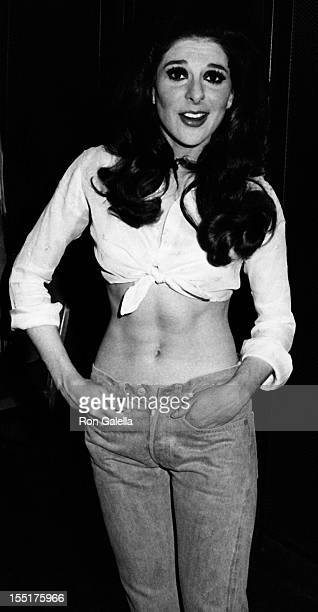 Bobbie Gentry attends Bobbie Gentry Opening on October 26 1970 at the Waldorf Astoria Hotel in New York City