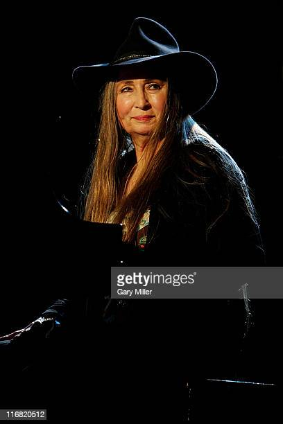 Bobbie Nelson sister of Willie Nelson plays the grand opening of Willie's Place at Carl's Corner benefitting the Freddy Powers Parkinson Orginization...