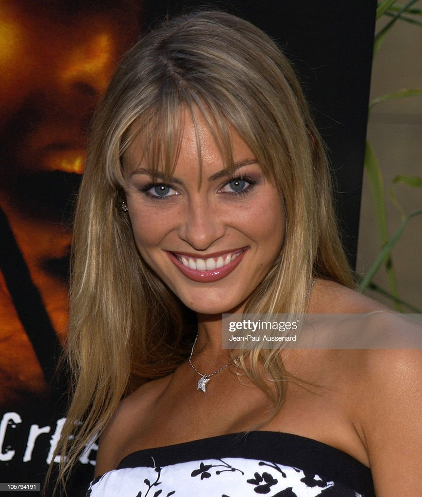 Bobbie Sue Luther during 'Jeepers Creepers 2' Los Angeles Premiere in Hollywood, California, United States.