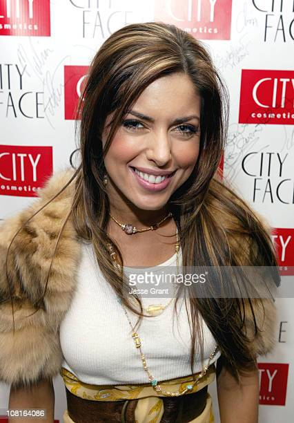 Bobbie Thomas at City Face during City Face, GRAMMY's Official Talent Lounge at City Cosmetics Green Room - Day Two at Staples Center in Los Angeles,...