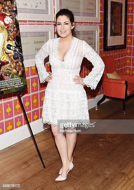 "Bobbie Thomas attends Disney's ""Alice Through The Looking Glass"" New York Screening & Dinner at Crosby Street Hotel on May 19, 2016 in New York City."