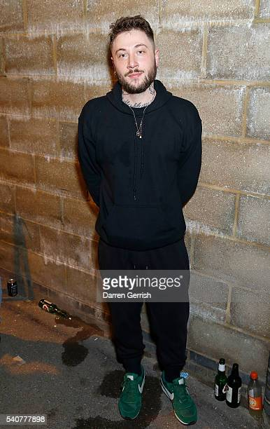 Bobby Abley attends as DKNY X DAZED celebrate the launch of #DazedKidsNewYork at Shoreditch Studios on June 16 2016 in London England