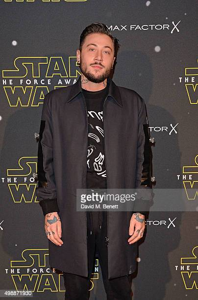 Bobby Abley attends the Star Wars Fashion Finds The Force presentation at the Old Selfridges Hotel London 10 Londonbased designers showcased catwalks...