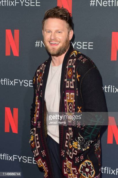 Bobby Berk attends FYC Event of Netflix's 'Queer Eye' at Raleigh Studios on May 16, 2019 in Los Angeles, California.