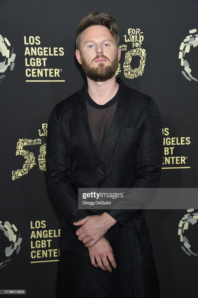 """Los Angeles LGBT Center Celebrates 50th Anniversary With """"Hearts Of Gold"""" Concert & Multimedia Extravaganza : News Photo"""