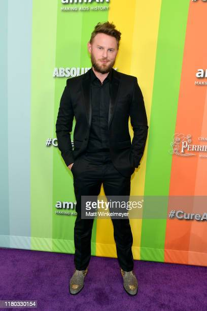 Bobby Berk attends the 2019 amfAR Gala Los Angeles at Milk Studios on October 10, 2019 in Los Angeles, California.