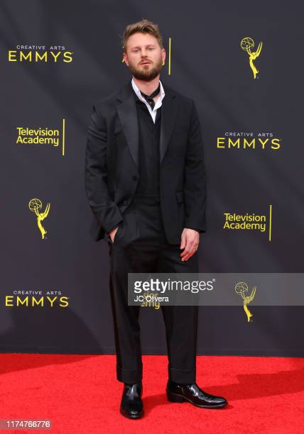 Bobby Berk attends the 2019 Creative Arts Emmy Awards on September 14, 2019 in Los Angeles, California.
