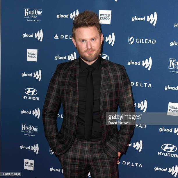 Bobby Berk attends the 30th Annual GLAAD Media Awards at The Beverly Hilton Hotel on March 28, 2019 in Beverly Hills, California.