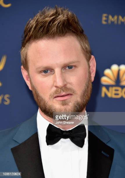 Bobby Berk attends the 70th Emmy Awards at Microsoft Theater on September 17, 2018 in Los Angeles, California.