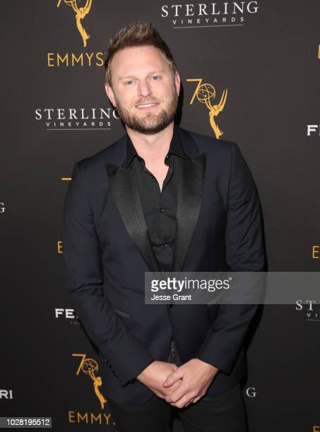 Bobby Berk attends the 70th Emmy Awards Nominees Reception for Outstanding Casting Directors at Mr. C Beverly Hills on September 6, 2018 in Beverly...