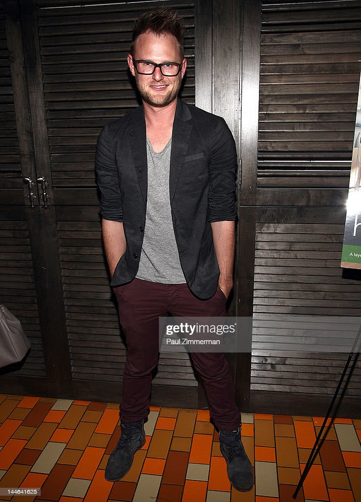 Bobby Berk Attends The Sabrina Soto Home Design Book Party At Amali On May  16,
