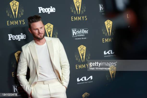 Bobby Berk attends the Television Academy's Reception to Honor 73rd Emmy Award Nominees at Television Academy on September 17, 2021 in Los Angeles,...