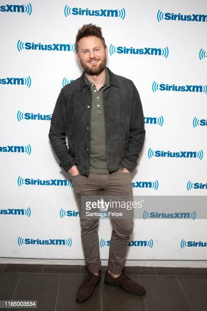 Bobby Berk visits SiriusXM Studios on July 29, 2019 in New York City.