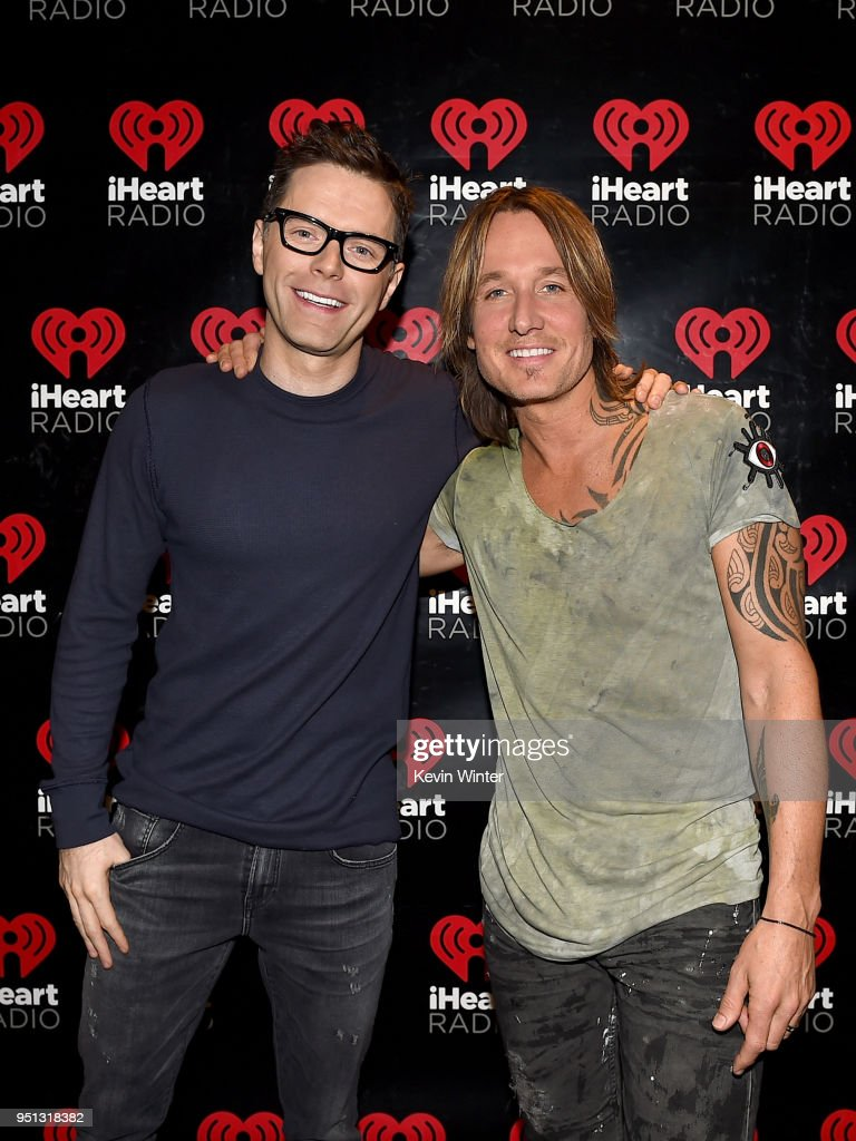 iHeartCountry Album Release Party with Keith Urban