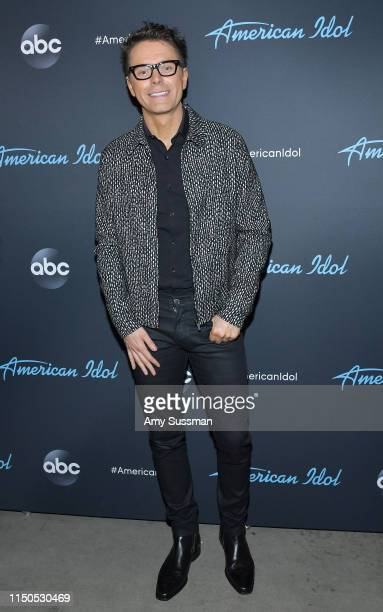 Bobby Bones attends ABC's American Idol Finale on May 19 2019 in Los Angeles California