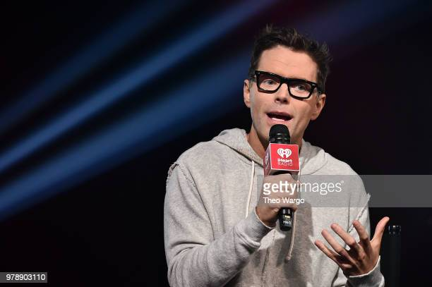 Bobby Bones and Amy Brown during iHeartMedia's Bobby Bones Book Release Party 'FAIL UNTIL YOU DON'T FIGHT GRIND REPEAT' on June 19 2018 in New York...