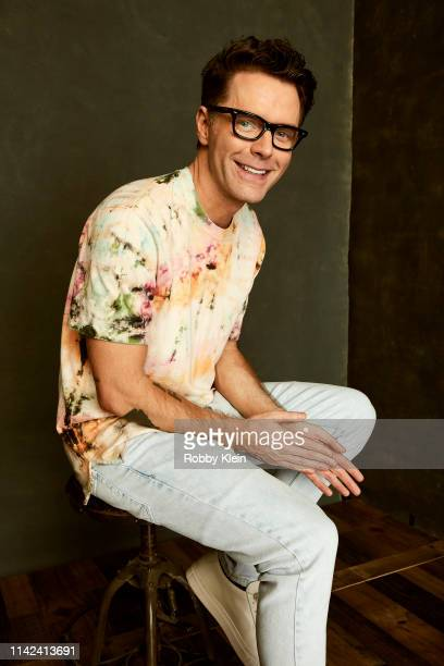 Bobby Bones is photographed at the iHeartCountry Festival on May 4 2019 at The Frank Erwin Center in Austin Texas