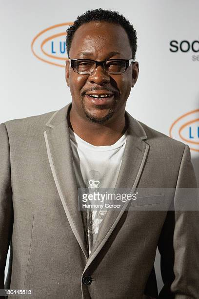 Bobby Brown attends the Get Lucky For Lupus LA event at Peterson Automotive Museum on September 12 2013 in Los Angeles California