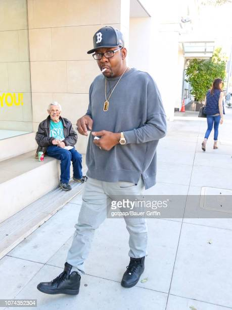 Bobby Brown is seen on December 17 2018 in Los Angeles California