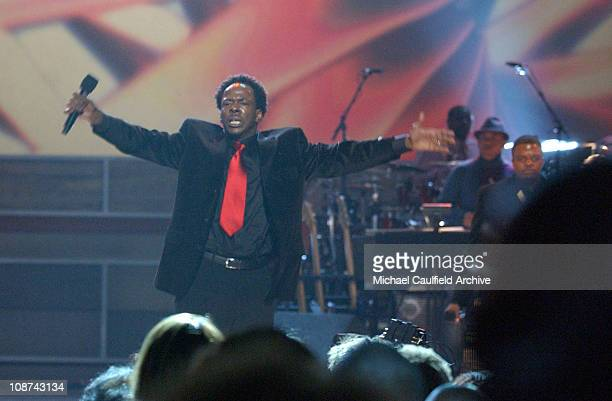 Bobby Brown of New Edition performs at BET's 25th Anniversary premiering on Nov 1 @ 9pm ET/PT