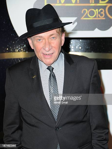 Bobby Caldwell arrives at the Soul Train Awards 2013 at the Orleans Hotel Casino on November 8 2013 in Las Vegas Nevada