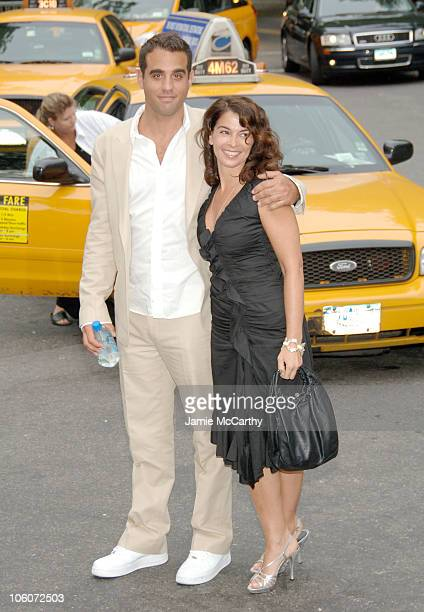 Bobby Cannavale and Annabella Sciorra during The 2006 Fresh Air Fund Salute to American Heroes at Tavern on The Green in New York City New York...