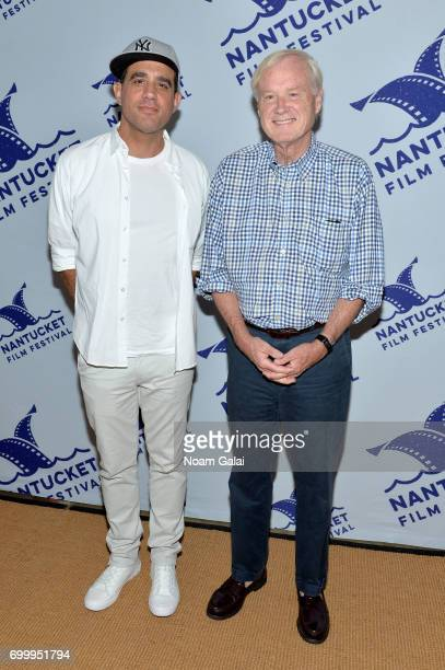 Bobby Cannavale and Chris Matthews attend In Their ShoesTom McCarthy Bobby Cannavale during 2017 Nantucket Film Festival Day 2 on June 22 2017 in...