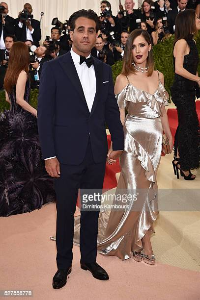 Bobby Cannavale and Rose Byrne attend the Manus x Machina Fashion In An Age Of Technology Costume Institute Gala at Metropolitan Museum of Art on May...