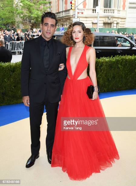 Bobby Cannavale and Rose Byrne attend the 'Rei Kawakubo/Comme des Garcons Art Of The InBetween' Costume Institute Gala at the Metropolitan Museum of...