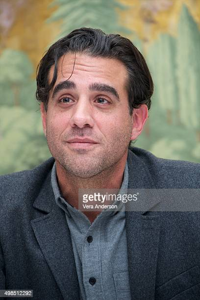 Bobby Cannavale at the 'Vinyl' Press Conference at The London Hotel on November 21 2015 in New York City