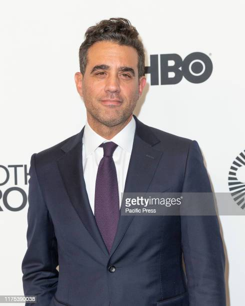 Bobby Cannavale attends Motherless Brooklyn premiere during 57th New York Film Festival at Alice Tully Hall