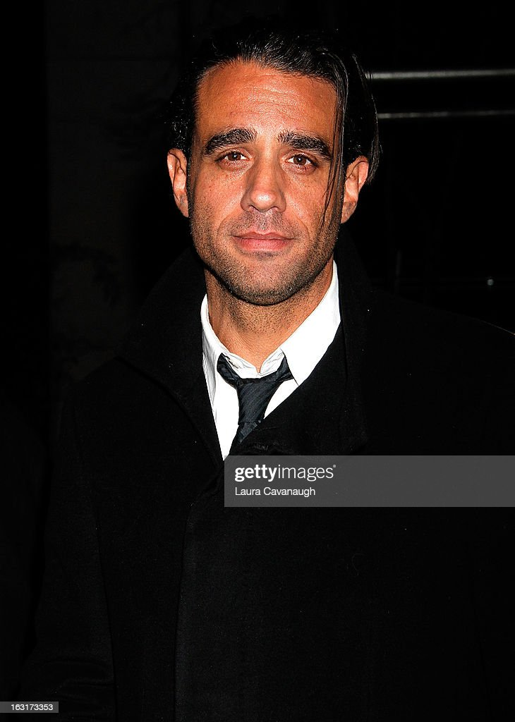 Bobby Cannavale attends 'Talley's Folly' Opening Night at Laura Pels Theatre at the Harold & Miriam Steinberg Center for on March 5, 2013 in New York City.