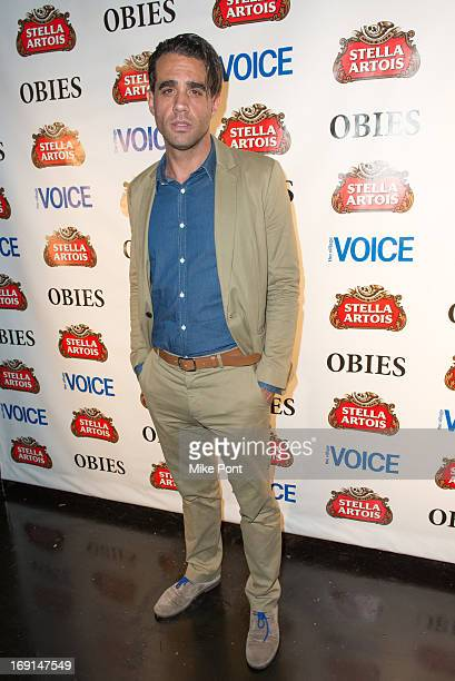 Bobby Cannavale attends the 2013 Obie Awards at Webster Hall on May 20, 2013 in New York City.