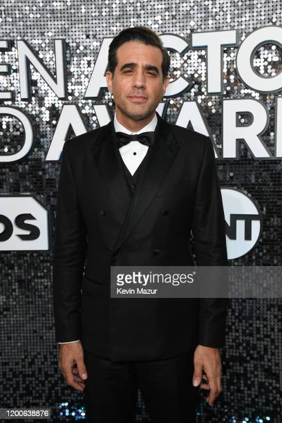 Bobby Cannavale attends the 26th Annual Screen Actors Guild Awards at The Shrine Auditorium on January 19 2020 in Los Angeles California 721336