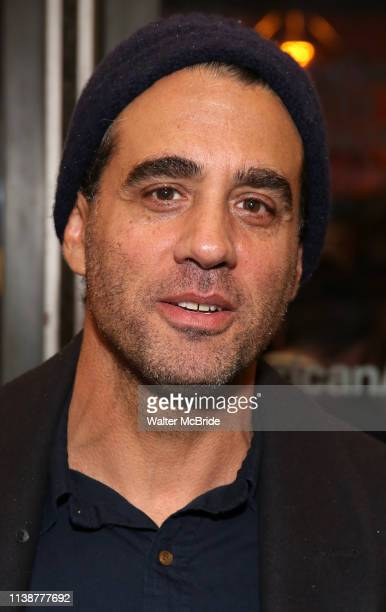 Bobby Cannavale attends the Broadway Opening Night of All My Sons at The American Airlines Theatre on April 22 2019 in New York City