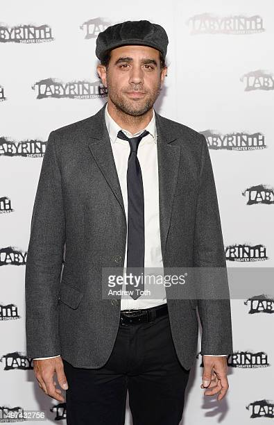 Bobby Cannavale attends the Labyrinth Theater Company's Celebrity Charades Gala 2015 on November 16 2015 in New York City