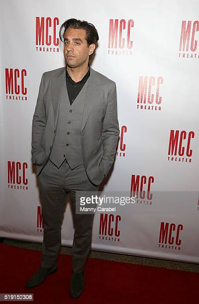 Bobby Cannavale attends the MCC Theater Presents MISCAST 2016 at Hammerstein Ballroom on April 4 2016 in New York City