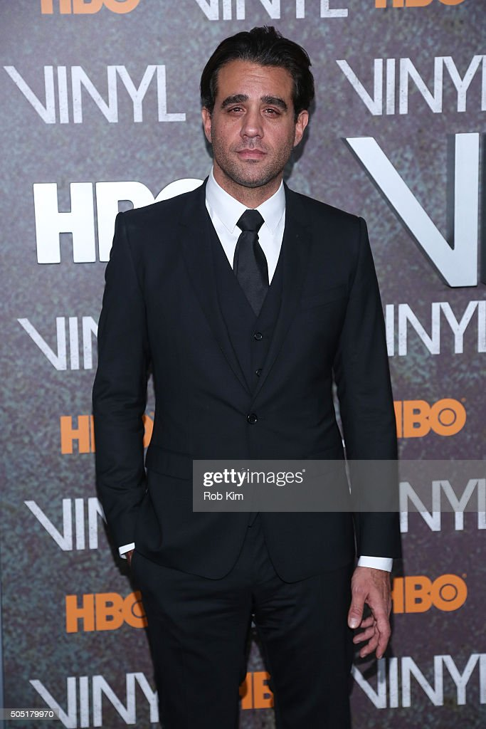 Bobby Cannavale attends the New York Premiere of 'Vinyl' at Ziegfeld Theatre on January 15, 2016 in New York City.