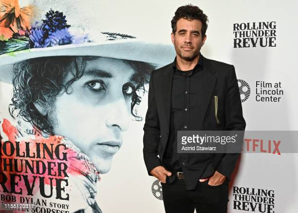 Bobby Cannavale attends the world premiere of Netflix's ROLLING THUNDER REVUE A BOB DYLAN STORY BY MARTIN SCORSESE at Alice Tully Hall on June 10...