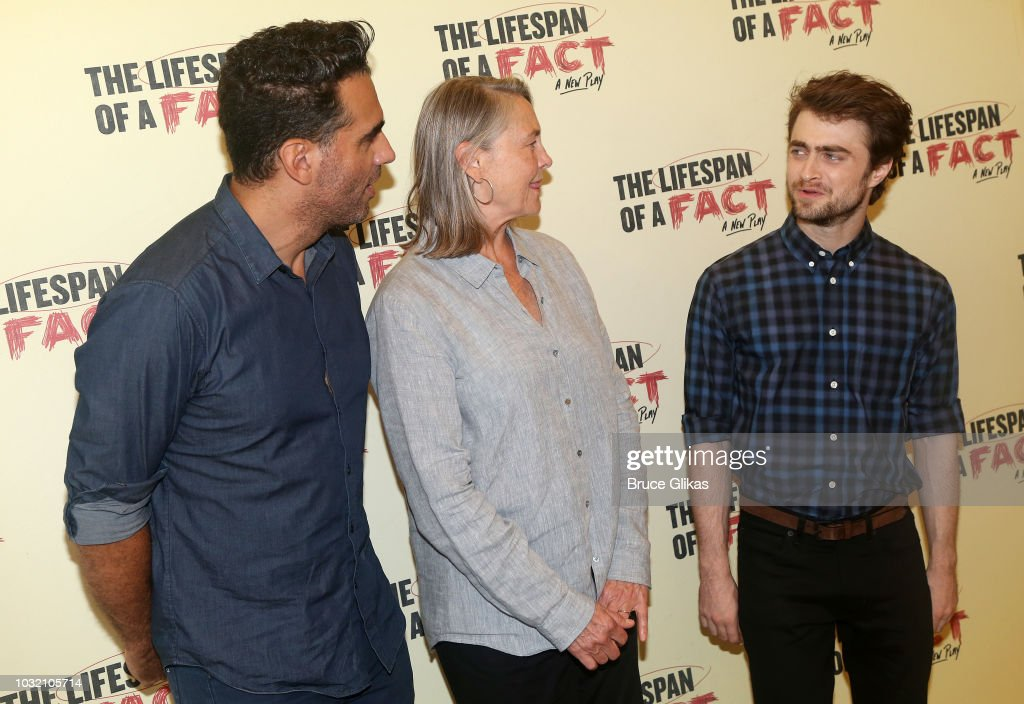 'The Lifespan Of A Fact' Meet & Greet : News Photo